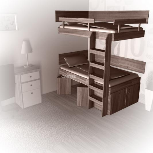 Bunk beds Bunk bed